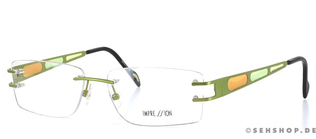 Gleitsichtbrille Randlos